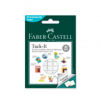 Tack It Faber Blanco 30g 42pcs
