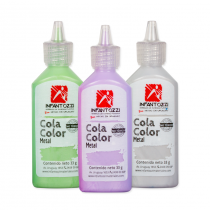 Cola Color Infantozzi Metal 33g
