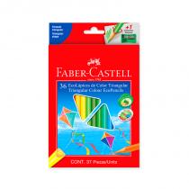 Lapices de Colores Largos x 36 Faber
