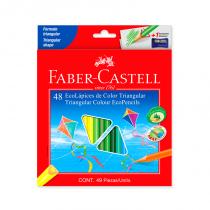 Lapices de Colores Largos x 48 Faber