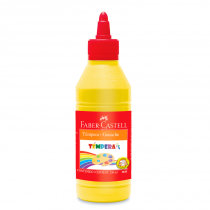 Botella Tempera Faber Pote 250ml